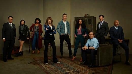Rebel ABC Cast