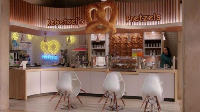 Crazy Ex-Girlfriend - Rebetzel's Pretzels