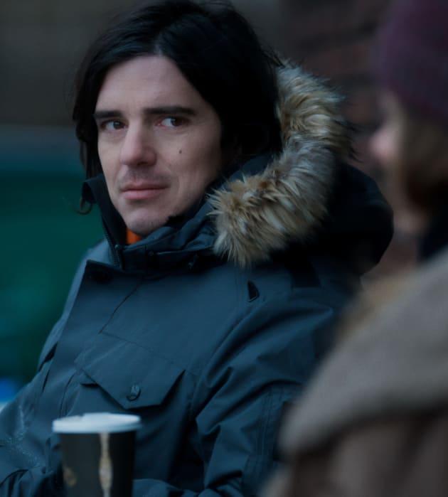 Felix is Blue - tall - In The Dark Season 3 Episode 5 - TV Fanatic