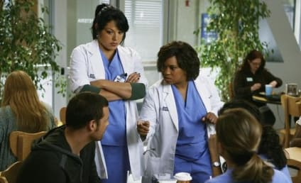 Grey's Anatomy Season Five Finale Photos
