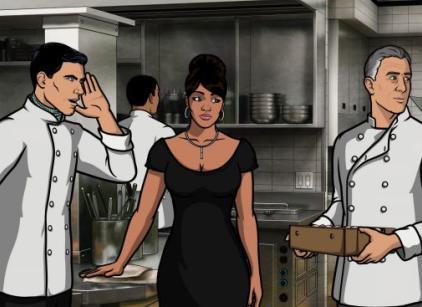 Watch Archer Season 4 Episode 7 Online