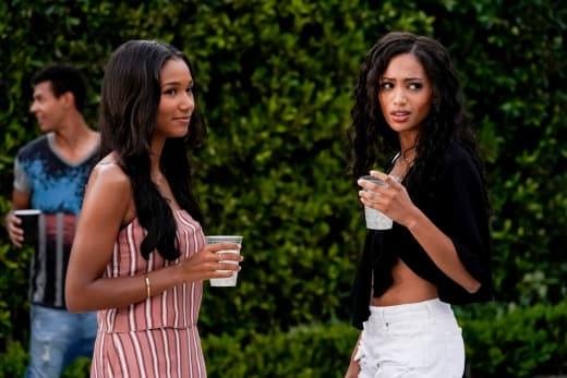 Friends Again - All American Season 1 Episode 4