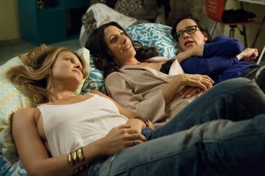 First Night - Girlfriends' Guide to Divorce