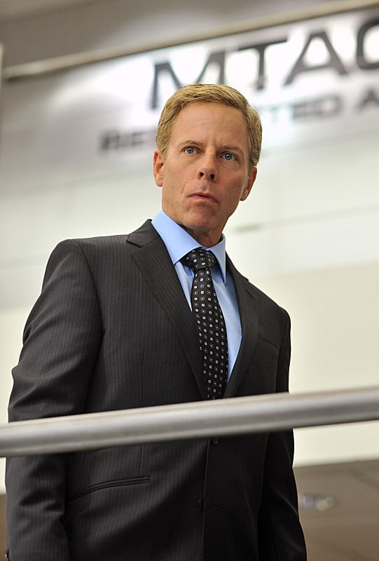 Greg Germann on NCIS