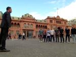 Arriving in Argentina - The Bachelorette