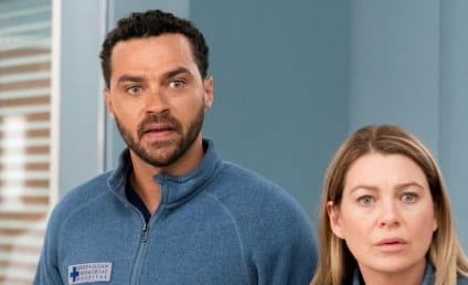 Watch Grey's Anatomy Online: Season 15 Episode 20