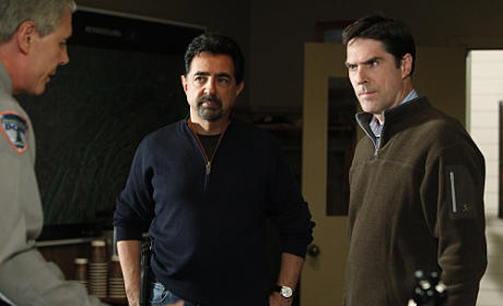 Rossi and Hotch
