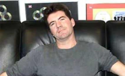 Simon Cowell Doesn't Wanna be Seen. Or Heard.