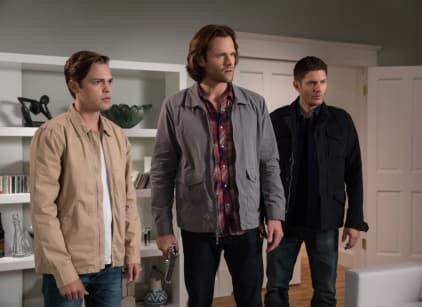 Watch Supernatural Season 13 Episode 4 Online