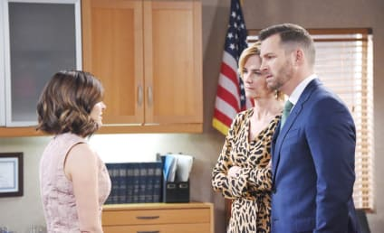 Days of Our Lives Review: Who's the Worst Parent?