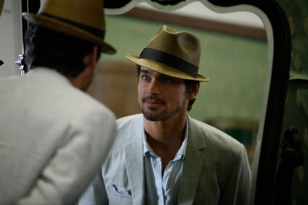 Neal Caffrey Reflection