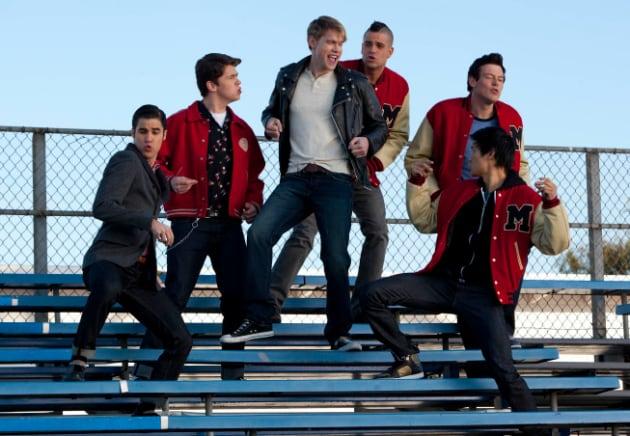 Glee Goes Grease