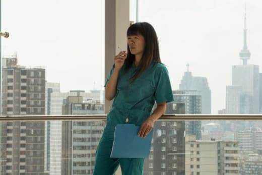 Nurse Annie - Mary Kills People Season 1 Episode 2