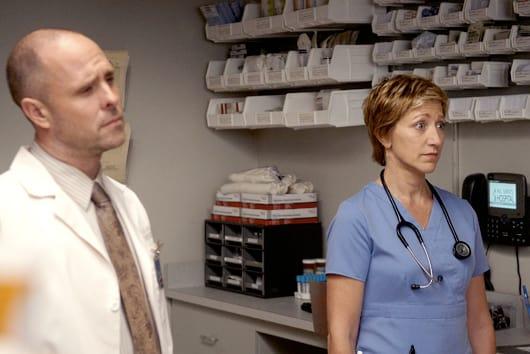 Nurse Jackie at Work