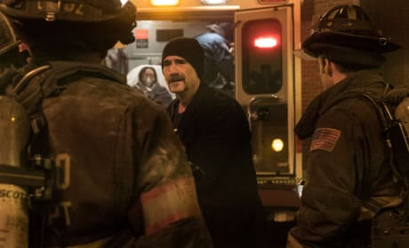 Olinsky Worries For His Daughter - Chicago Fire Season 5 Episode 15