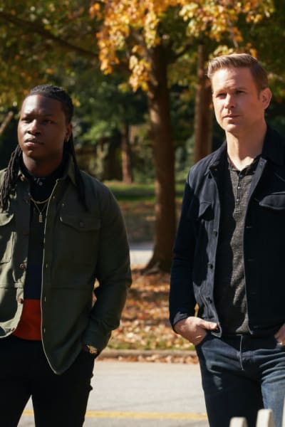 Alaric and Kaleb on a Mission - Legacies Season 1 Episode 13