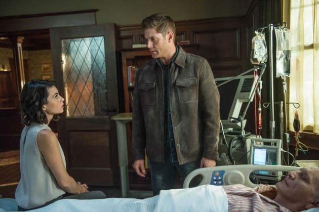 Dean Investigates - Supernatural Season 14 Episode 5