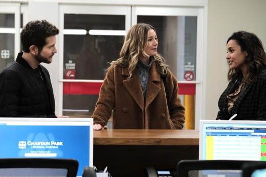 Returning to Work  - The Resident Season 4 Episode 8