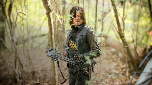 A Hunting He Will Go - The Walking Dead Season 5 Episode 15