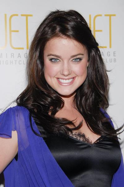 Ashley Newbrough at JET Nightclub Party