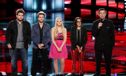 The Voice Results: Season 4 Winner is ...