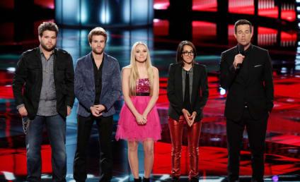 The Voice Results: Season 4 Winner is ...