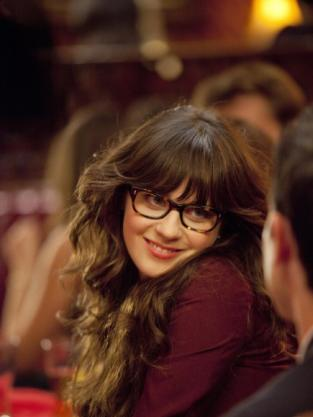 Zooey Deschanel as Jess