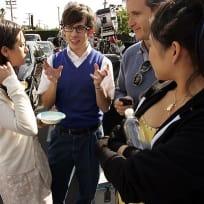 Glee Set Shots