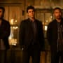 Three Dashing Men - The Originals Season 5 Episode 7