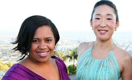 Who's More Deserving: Sandra Oh or Chandra Wilson?