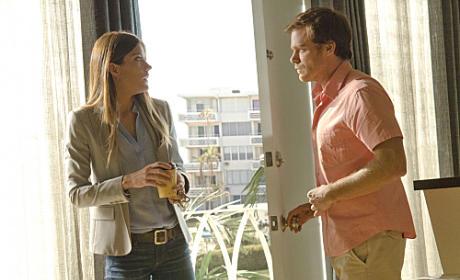 Debra vs. Dexter