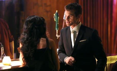 Speaking to Gia - The Originals Season 2 Episode 3