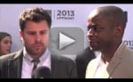 Dule Hill and James Roday Exclusive