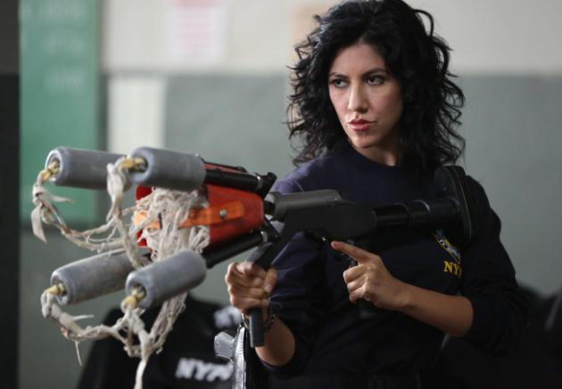 Diaz In Training