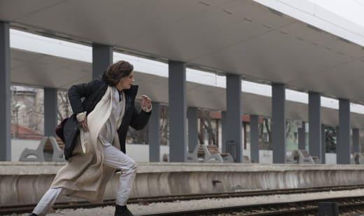 Across the Train Tracks - Absentia Season 1 Episode 9