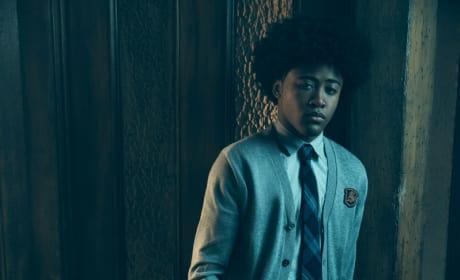 Quincy Fouse as Milton Gladstone  - Legacies