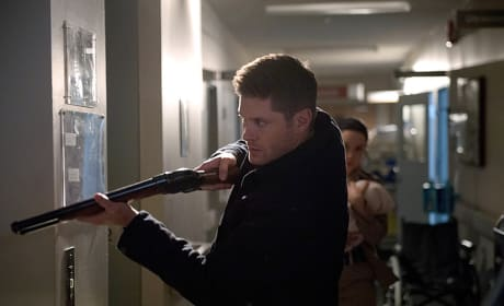 Cautionary Peek - Supernatural Season 11 Episode 1