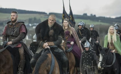 Fanatic Feed: Vikings Sequel Ordered at Netflix, Project Blue Book Season 2 Trailer, and More!