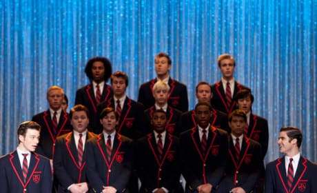 Warblers at Regionals