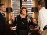 Eli Plots to Take Down Peter - The Good Wife