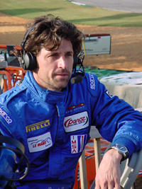 Neurosurgeon & Indy Car Team Member