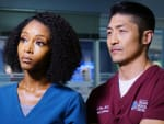 Ethan and April - Chicago Med Season 5 Episode 7