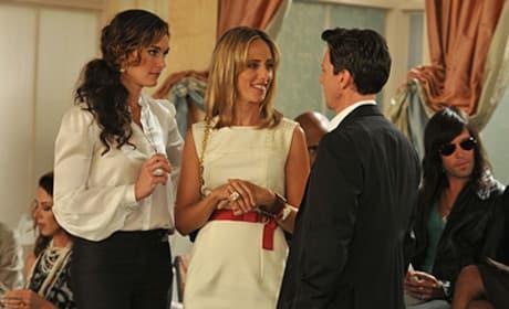 Joe, Nico and Wendy