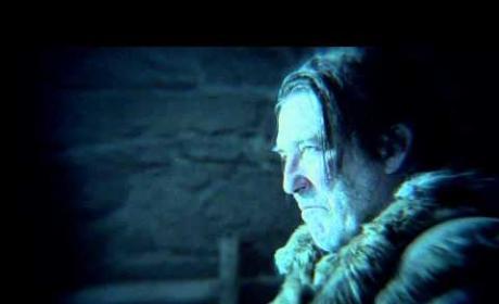 Game of Thrones Season 5 Jon Snow and Mance