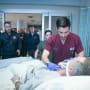 Rhodes Treats Herrmann - Chicago Med Season 1 Episode 5