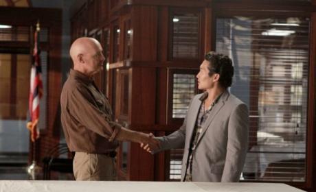 Terry O'Quinn on Hawaii Five-O