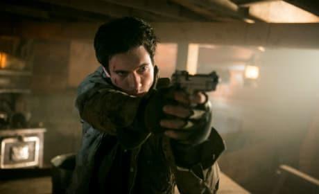 Hal with a Gun