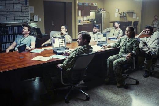 SEAL Team's intelligence Season 1 Episode 3