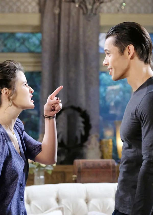 Trying to Impress Sarah - Days of Our Lives