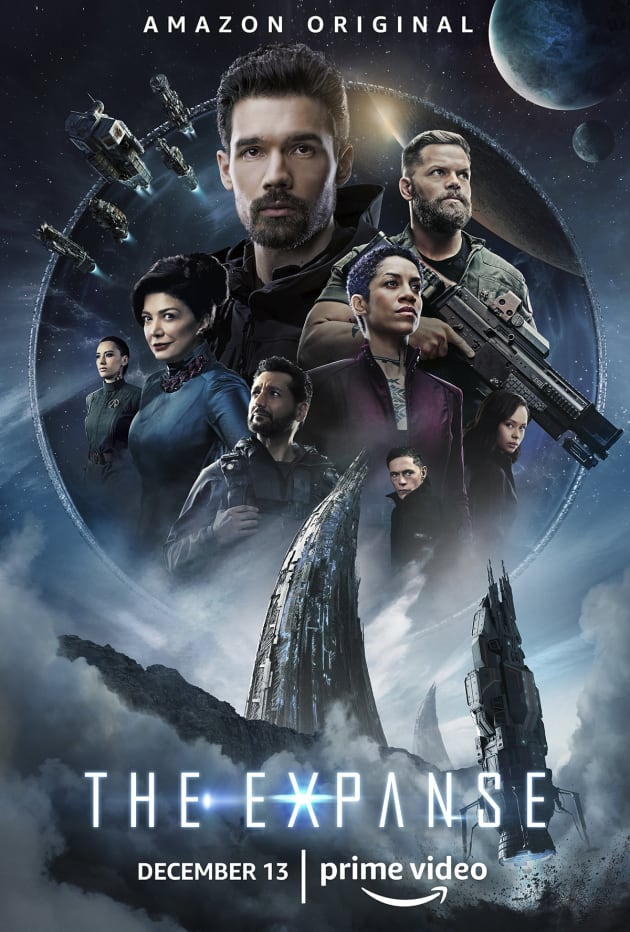 The Expanse Season 3 Stream
